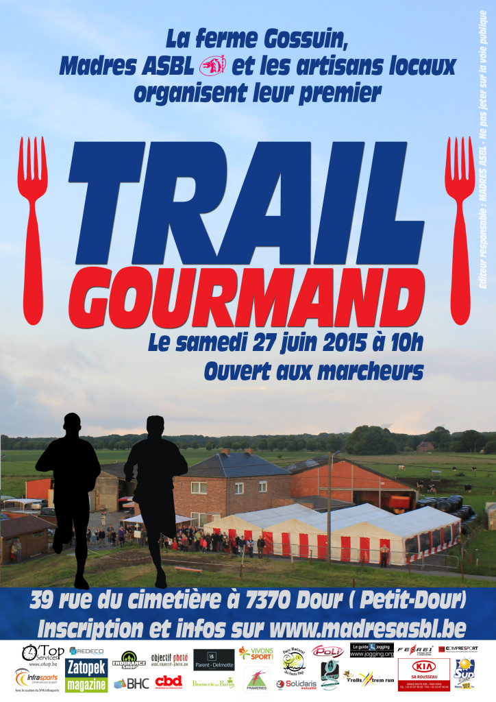 Flyer Trail Gourmand